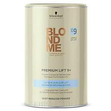 Schwarzkopf BLONDME Bleach Premium Lift 9+ up to 9 Levels Lift Dust-Free Powder