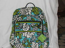 Vera Bradley ISLAND BLOOMS Campus Backpack  NWT  FREE SHIPPING