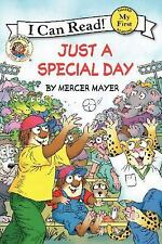 My First I Can Read: Little Critter - Just a Special Day by Mercer Mayer...