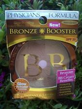 PHYSICIANS FORMULA BRONZE BOOSTER BEAUTY BALM BB  BRONZER,  #6220 MEDIUM TO DARK