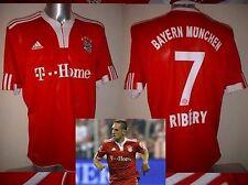 Bayern Munich Shirt RIBERY Jersey Trikot Adidas M Football Soccer Munchen 2010