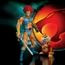 "Lion-O Mega Scale Thundercats 14 inch Mezco Mint Sealed MISB MIB 14"" in hand"