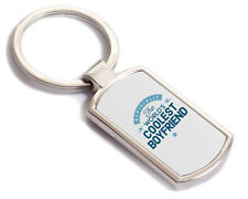 Boyfriend Gift Birthday Key Ring Personalised To Be Present Fathers Day Idea