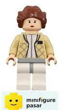 sw113 Lego Star Wars 4504 6212 - Princess Leia Hoth Outfit Minifigure - New