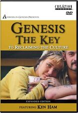 NEW~  Ken Ham Genesis the Key EXPANDED ED. DVD State of the Nation ~