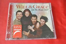 Will & Grace Elton John Jennifer Lopez McLachlan Britney Spears Gaynor ManilowCD