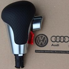 Audi S6 4F original Knauf Griff Knopf gear shift knob A6 RS6 C6 RHD right hand