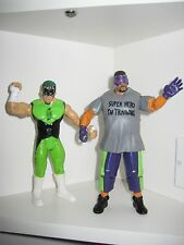 WWE/WWF/WCW Hurricane Shane Helms Rosey Super Hero in Training 2003 Adrenaline