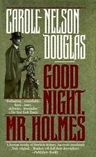 BUY 2 GET 1 FREE Good Night, Mr. Holmes 1 by Carole Nelson Douglas (1991, Pap...