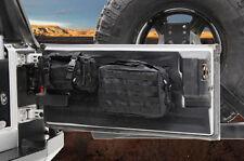 Smittybilt G.E.A.R. Tailgate Cover for 2007-2016 Jeep Wrangler JK 5662301 Black