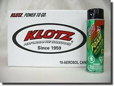 RACING GO KART KLOTZ FOAM FILTER OIL SPRAY CAN CASE 10 KL606 LUBE LUBRICANT
