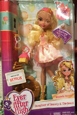 Ever After High BIRTHDAY BALL ROSABELLA BEAUTY Doll Sugar Cookie Scented Blonde