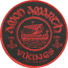 AMON AMARTH AUFNÄHER / PATCH # 8 VIKINGS
