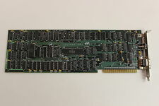 IBM 8286097 CGA COLOR GRAPHICS ADAPTER 8 BIT ISA 1501486 WITH WARRANTY