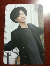 B.A.P YONGGUK Official Photo Card BAP Unplugged 2014 4th Single Yong Guk