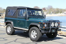 Land Rover: Defender 2dr Converti