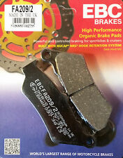 EBC/FA209/2 Brake Pads (Front) - KTM 690 Enduro, 950/990 Adventure, Super Enduro