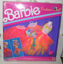 #2940 NRFB Mattel Costume Ball Barbie Bird Costume Fashion Foreign Packaging