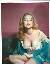 BETTY BROSMER Pin-up Queen 1950s Bodybuilding Muscle Photo Color #4