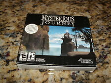 Schizm Mysterious Journey (PC, 2003) New