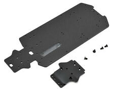 EXO1471 Exotek Racing Mini 8IGHT-T Carbon Bottom Plate Set