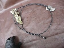 Seat latch & cables BV200 Piaggio Beverly 03  2003 #I19