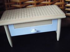 Fisher Price Loving Family Light Up Toy Box Table For Dollhouse