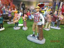 "TRAIN GARDEN HOUSE CARNIVAL VILLAGE "" The GOLF PRO  ""  + DEPT 56/LEMAX info"
