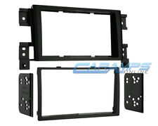 2006-2011 GRAND VITARA CAR STEREO DOUBLE 2 DIN RADIO DASH INSTALLATION TRIM KIT