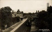 Keynsham. Great Western Railway Station.