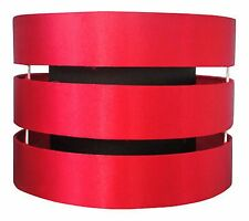 """New Meritus Luxury Ceiling Shade 12"""" - In 3 Colours ! - Light Shade - Twin Drum"""