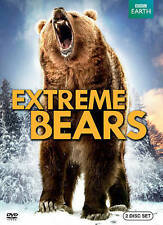 Extreme Bears (DVD, 2-Disc Set) BBC Earth