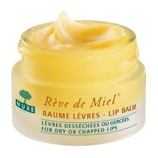 NUXE Lip Balm Reve de Miel 15ml Ultra-Nourishing Dry or chapped lips
