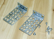 Cisco 1U Rack Mount Bracket Pair Kit Ears Catalyst 3550 3560 P/N 700-08209-01