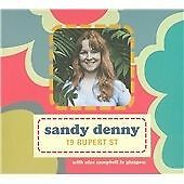 Sandy Denny - 19 Rupert Street (2011)  CD  NEW/SEALED  SPEEDYPOST