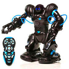 Robosapien Robot Wowwee Remote Control Toy, Blue Wow Wee Mini Humanoid Robotics