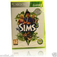 The Sims 3 Game Classics For Xbox 360 X360 NEW & SEALED