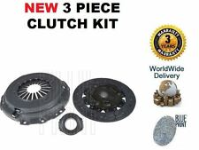 FOR HONDA CIVIC 1.6i VTEC SALOON HATCH 1992-1995 NEW 3 PIECE CLUTCH KIT 23046
