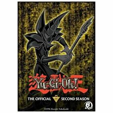 Yu-Gi-Oh! The Complete Official Second Season 2 Two ~ BRAND NEW 6-DISC DVD SET