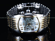 RARE Invicta 2579 Bijoux Lupah Swiss Made Chrono Watch W Invicta's Best Bracelet
