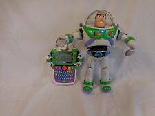 Toy Story 3 Buzz Lightyear Learn and Go Handheld Game + Talking Action Figure 12
