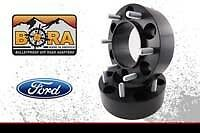 "Ford F-150 1.75"" Wheel Spacers 2004-2014 (4) by BORA Off Road - Made In the USA"