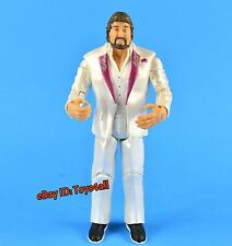 Million Dollar Man WWE JAKKS CLASSIC SUPERSTAR WWF Elite Wrestling FIGURE- s99