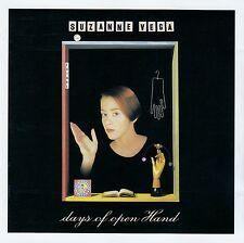 SUZANNE VEGA : DAYS OF OPEN HAND / CD (A&M RECORDS 395293-2)