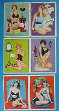 CALENDARIETTO 1960 - PIN UP