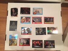 Topps Star Wars Cards U-Pick 10 Multiple Series Galactic Files 1 2 Heritage