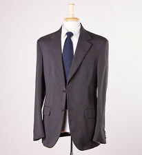 NWT $1925 BELVEST Charcoal Gray Wool-Blend Tech Fabric Blazer 40 R Sport Coat