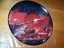 ENTHRONED Armoured bestial hell LP - Picture vinyl