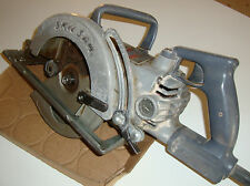 """SKIL MODEL HD77 7 1/4"""" WORM DRIVE SAW FOR PARTS"""