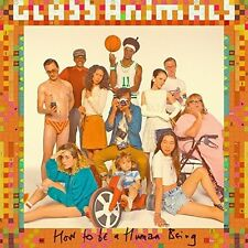 How To Be A Human Being - Glass Animals (2016, CD NEUF)